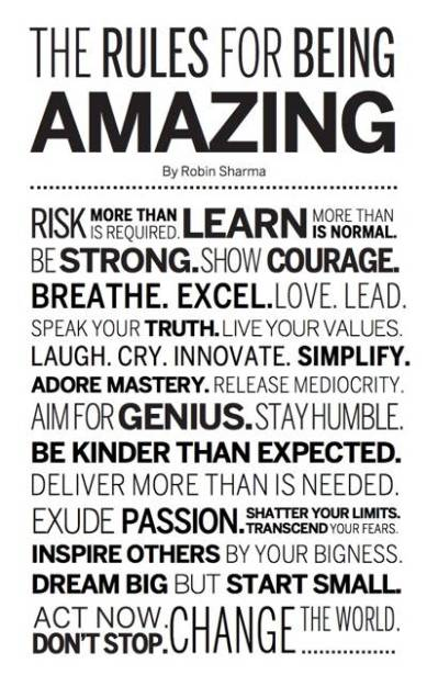 Rules-for-Being-Amazing