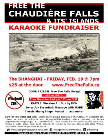 shanghai free the falls fundraiser karaoke 19feb16