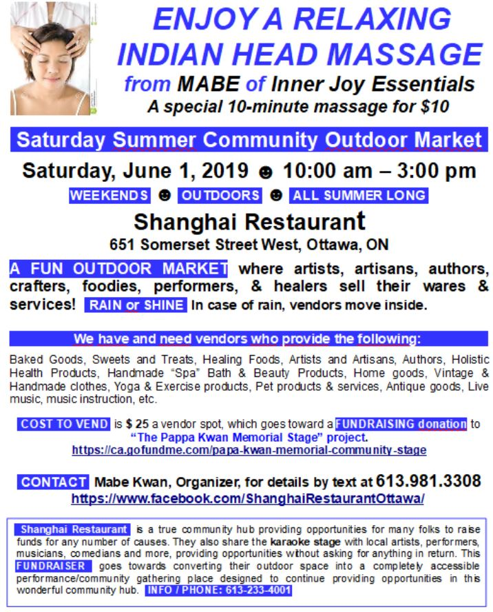 inner joy essentials massage shanghai market 2019